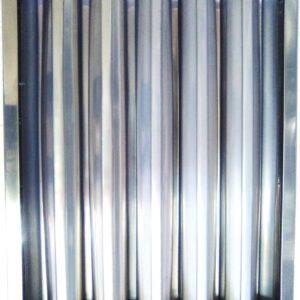 Filtro Campana Lamas De Acero Inox. 49x49