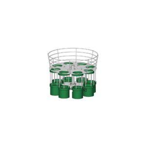 Alimentador tolva completo z08 (verde)