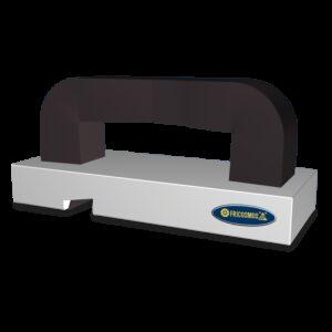 Cepillo rascador fibra blanca 180x70x80 mm.