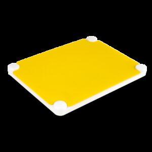 Base + set de 6 tablas de fibra de colores intercambiables 500x400x20 mm.